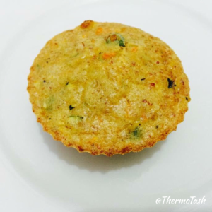 Mini impossible quiche