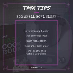 TMX TIPS_Egg shell